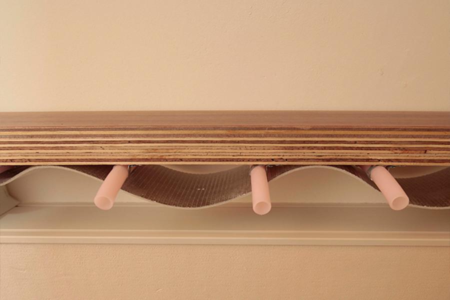 エコアハウス オリジナル床暖房