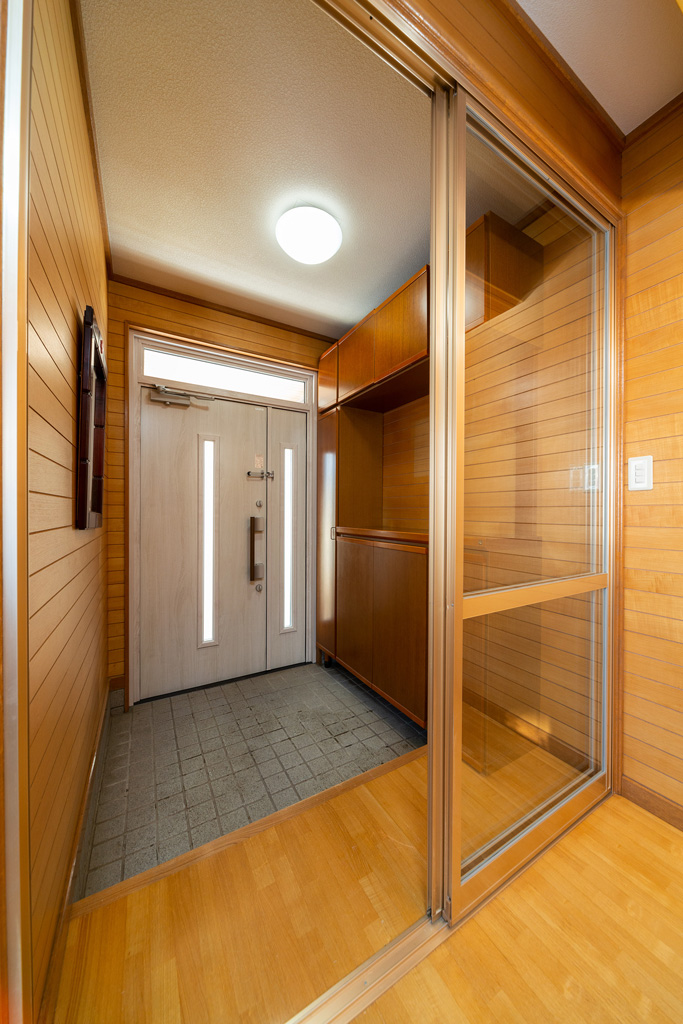 恵庭市恵み野北の中古住宅<br>43坪の広さを生かしてリノベーション!