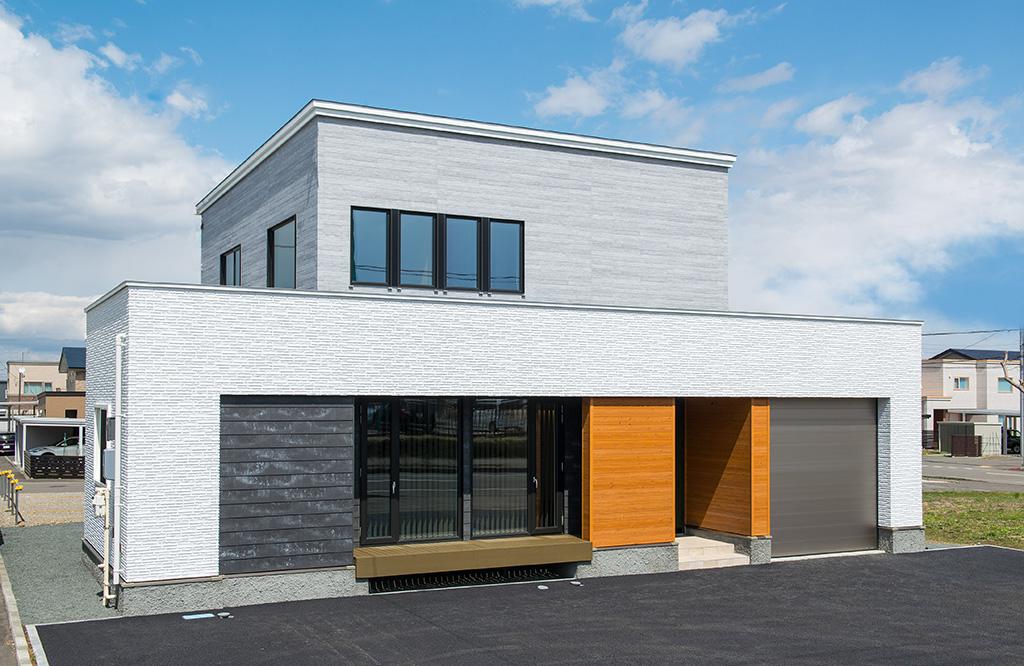 千歳市北陽~エコアハウス住宅総合展示場に新しいモデルハウスが登場