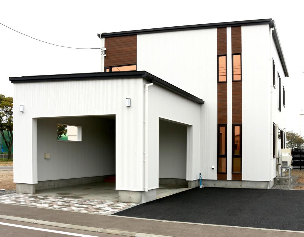 苫小牧セントラルタウン弥生~注文住宅の完成見学会開催!