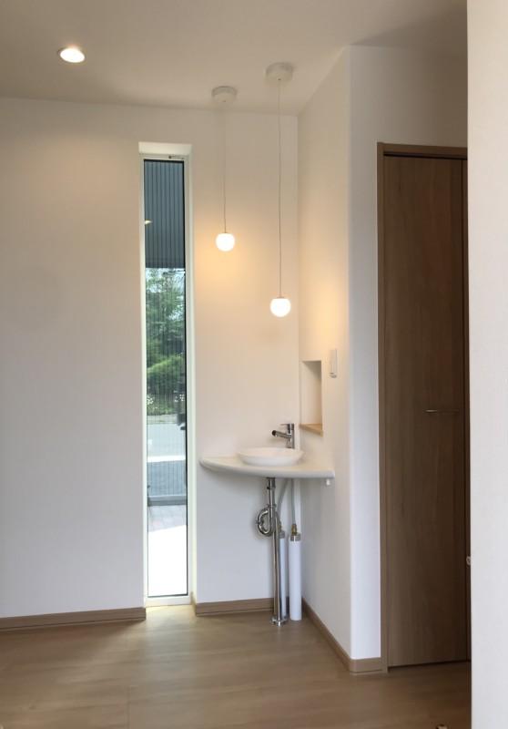 ~玄関・手洗器~